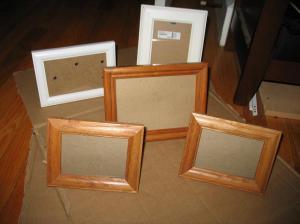 Naked Frames
